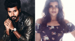 SK 16 Loading Up for Sequential Shots Siva Karthikeyan and Aishwarya Rajesh