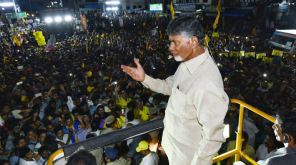 ChandraBabu Naidu in Plans to Arrange Opposition Meeting after Election Results