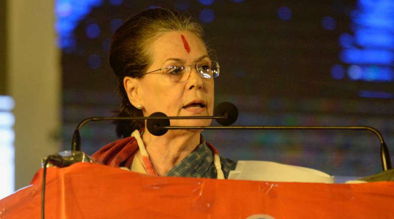 Sonia Gandhi aiming to unite all Opposition Parties