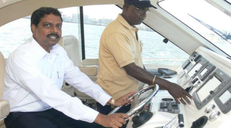 TN EC become Rigging Commission. TN EC chief Satyabrata Sahoo in Photo