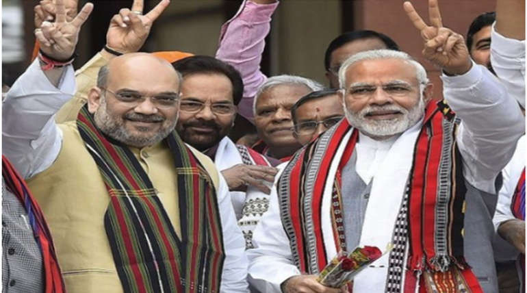 Exit Poll Results the Last Publicity Ploy of the NDA Government?