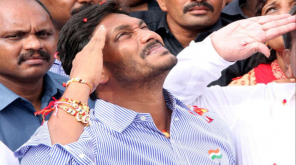 Jagan Mohan Reddy YSR Congress Leads in Andhra Pradesh