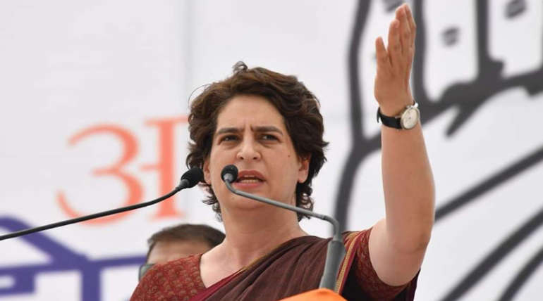 Priyanka Gandhi View on the Release of 7 Rajiv Gandhi Killing Accused