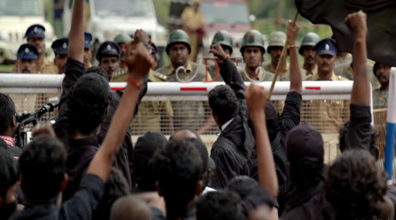 Tamils Proved Once Again They Rebellions All the Way