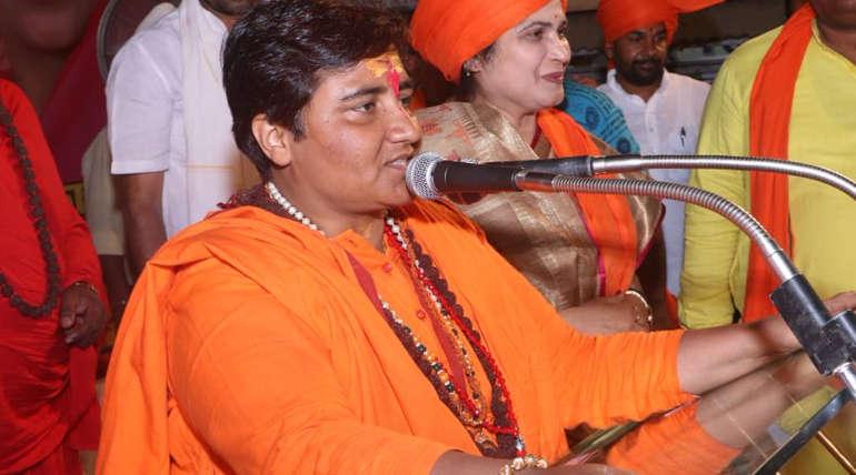Pragya Thakur Wins in Bhopal Constituency