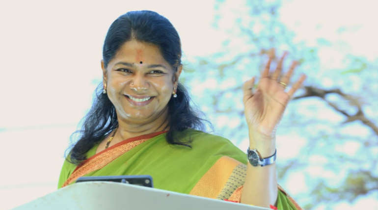 DMK Kanimozhi Dominant Win in Tuticorin