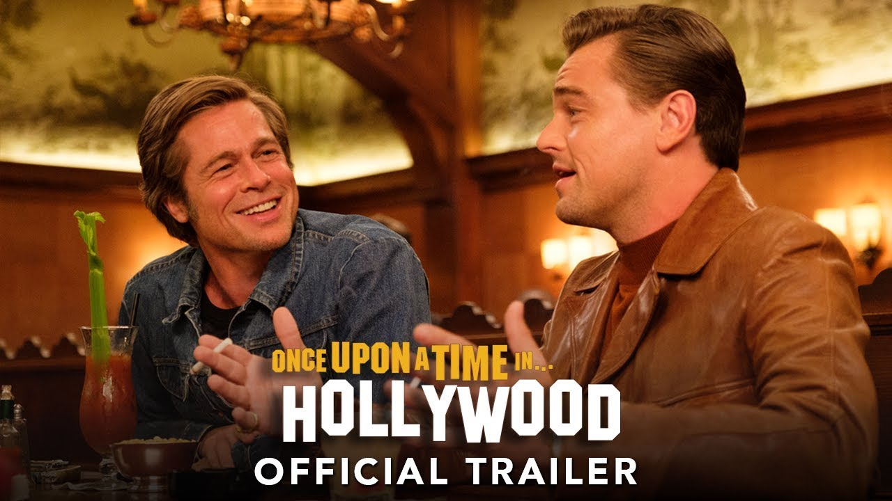 Quentin Tarantino Ninth Film Once Upon a Time in Hollywood Trailer