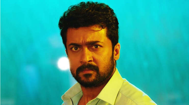 Suriya in NGK Movie