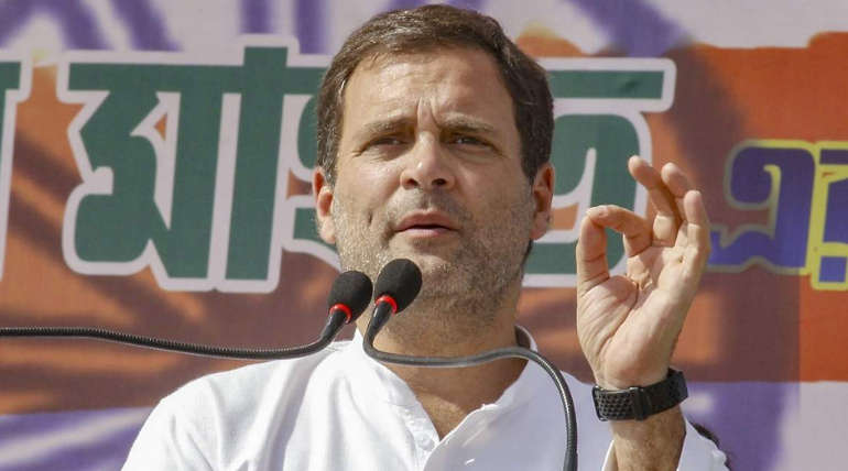 PM Modi Slams Rahul Gandhi for Scolding Sam Pitroda