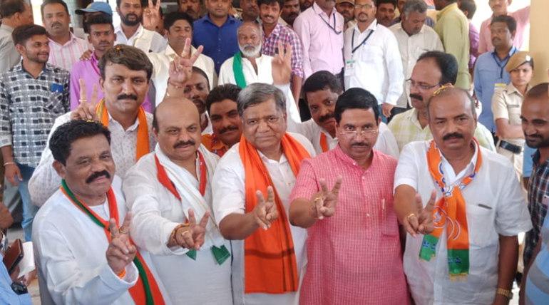 BJP Karnataka Cadres