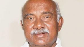 JDS Karnataka State Unit President H Vishwanath Resigns