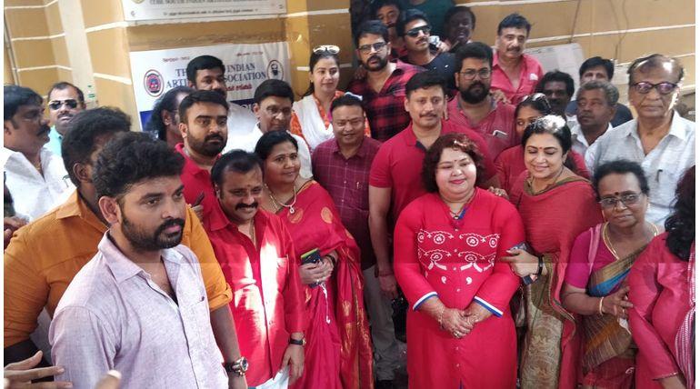 Nadigar Sangam Election 2019