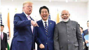 A Picture from G20 Summit 2019