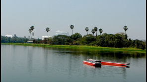 Mumbai Powai Lake