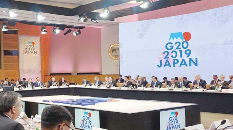 G20 Japan 2019