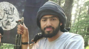 Shopian Encounter: Two Terrorist Killed(One militant in Photo)