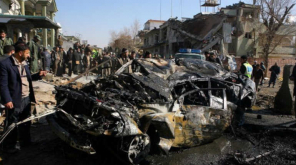 Car Bomb Attack on Syria