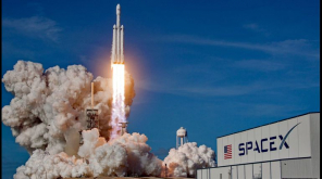 SpaceX Satellite launch