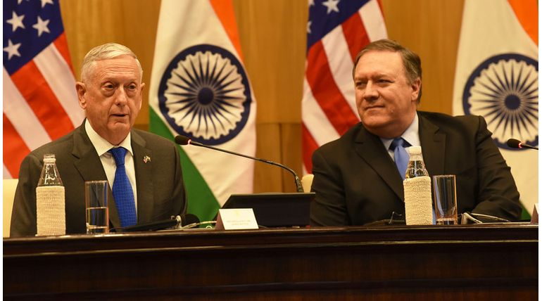 Industrial Security Pact India - US