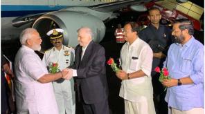 Narendra Modi Visits Thrissur