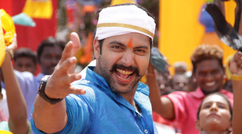 Actor Jayam Ravi to Contest Against Karthi