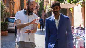 Pakkiri Movie Director Ken Scott with Dhanush