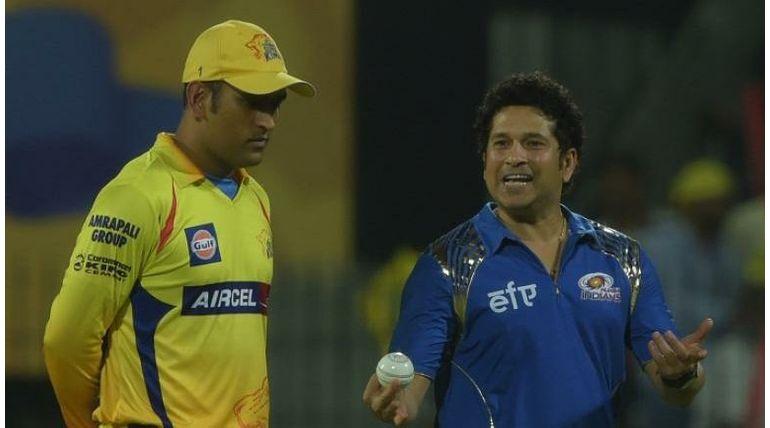 Dhoni and Sachin Fans Clash