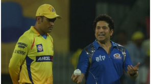 Dhoni and Sachin Fans Clash