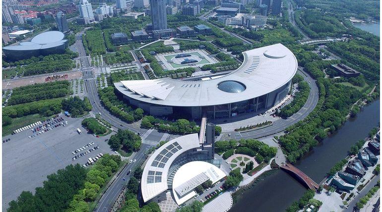 China Shanghai Lu Jia Zui (Image - Maxpixel)