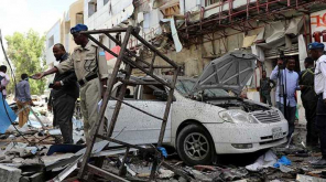 Blast in Somalia capital: Al Qaeda linked group claims responsibility