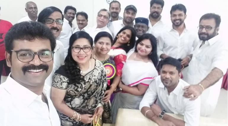 Nadigar Sangam Election 2019 Pandavar Ani