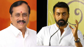 Suriya Criticized Heavily by BJP for his comments on New Education Policy