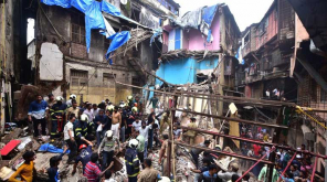 Mumbai Building Collapse Dongri. Image @SumaiyaSolanki