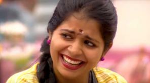 Bigg Boss 3 Tamil Contestant Madhumita. Image credit Vijay Television Hotstar