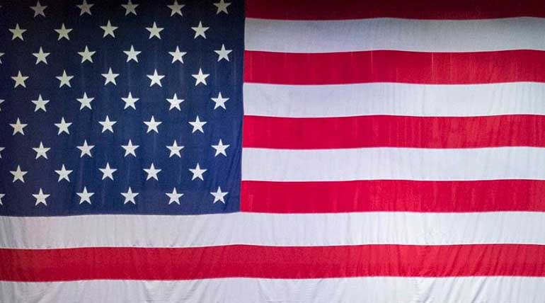 243rd Independence day of the United States of America