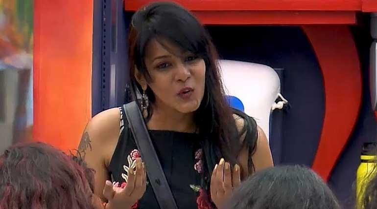 Bigg Boss 3 Tamil Contestant Meera Mithun.