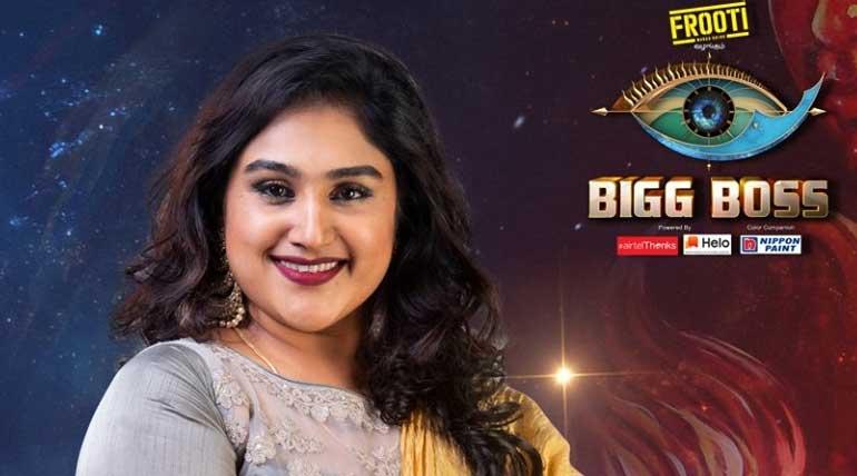 Bigg Boss Tamil Contestants Note - Reasons Behind Vanitha Elimination. Image Credit Vijay Television Hotstar