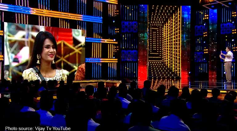 Bigg Boss Tamil 3 Meera Mithun Elimination Confirmed