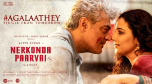 NerKonda Paarvai Agalaathey to be the Social Media Hype From Tomorrow