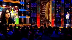 Bigg Boss Tamil 3: Kamal Haasan blast dominant behaviour of Vanitha. Image Credit Vijay Television Hotstar