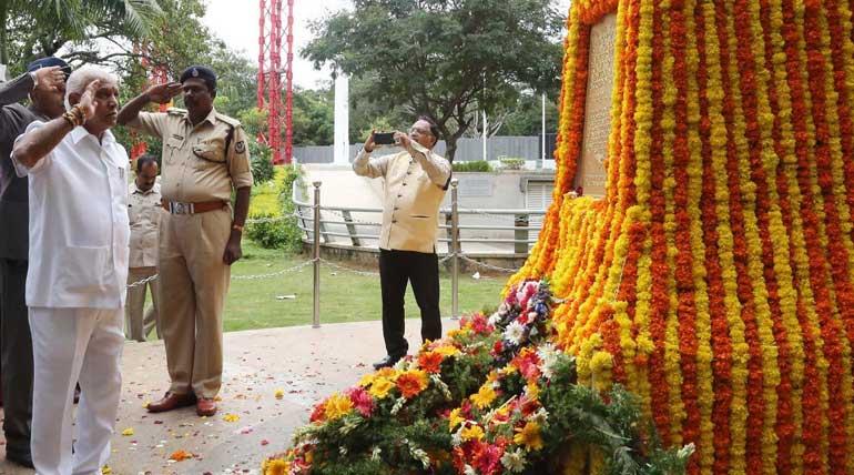 Yeddyurappa to Take Oath as Karanataka CM at 6 PM Today. Image B.S. Yediyurappa