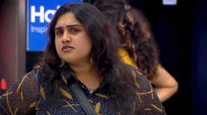Bigg Boss 3 Tamil Contestant Vanitha. Image Credit Vijay Television