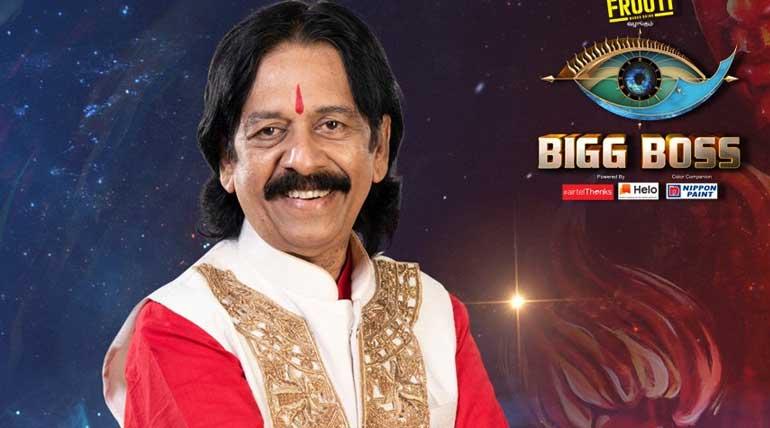 Bigg Boss Tamil 3 Elimination: Mohan Vaidya and Valuable Reasons. Image Credit - Vijay Tv Hotstar