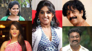 Bigg Boss 3 Tamil List of Contestants in Elimination