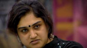Bigg Boss Tamil Vanitha Vijayakumar Eliminated. Image Credit Vijay Television Hotstar