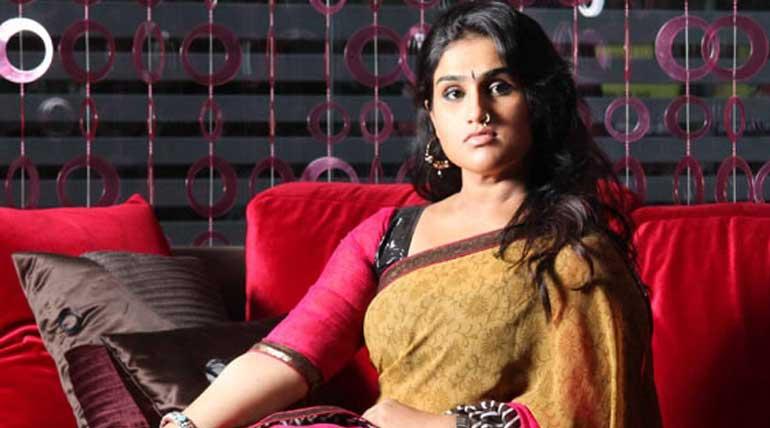 Vanitha Vijayakumar Bigg Boss 3 Contestant