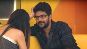 Love in the Air Between Kavin and Sakshi at Bigg Boss 3 Tamil House.