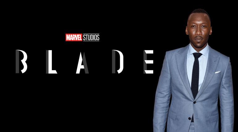 Marvel Studios Blade Movie Starring Mahershala Ali