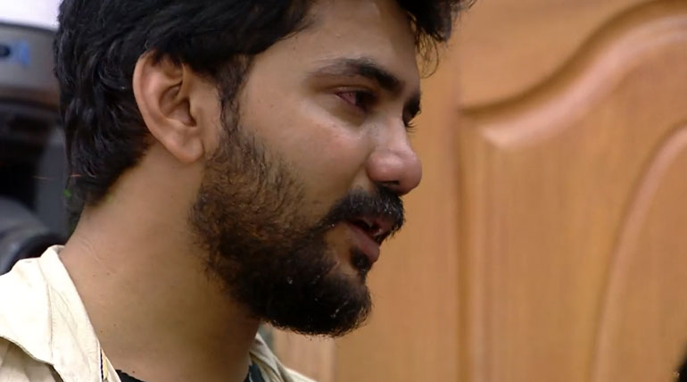 Bigg Boss Tamil 3: Kavin Wants to Leave Bigg Boss House. Image Credit Vijay Tv Hotstar
