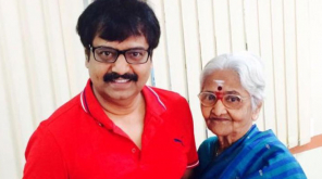 Famous Comedian-Actor Vivek Mother Passed Away